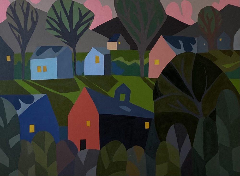 Sage Tucker-Ketcham - Village of Houses