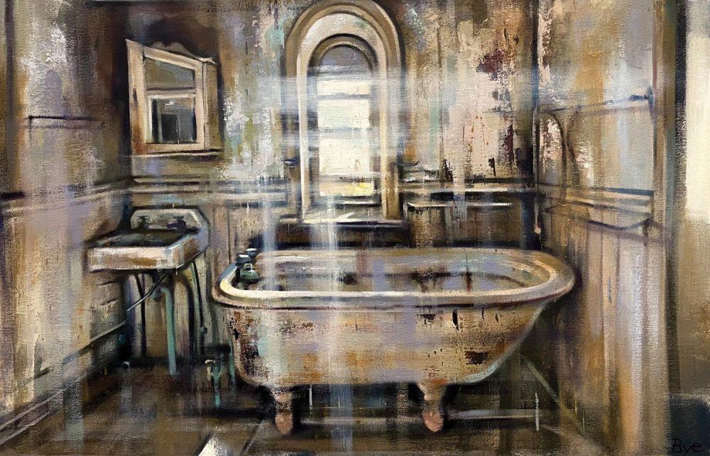 Jeff Bye - Third Floor Bathroom
