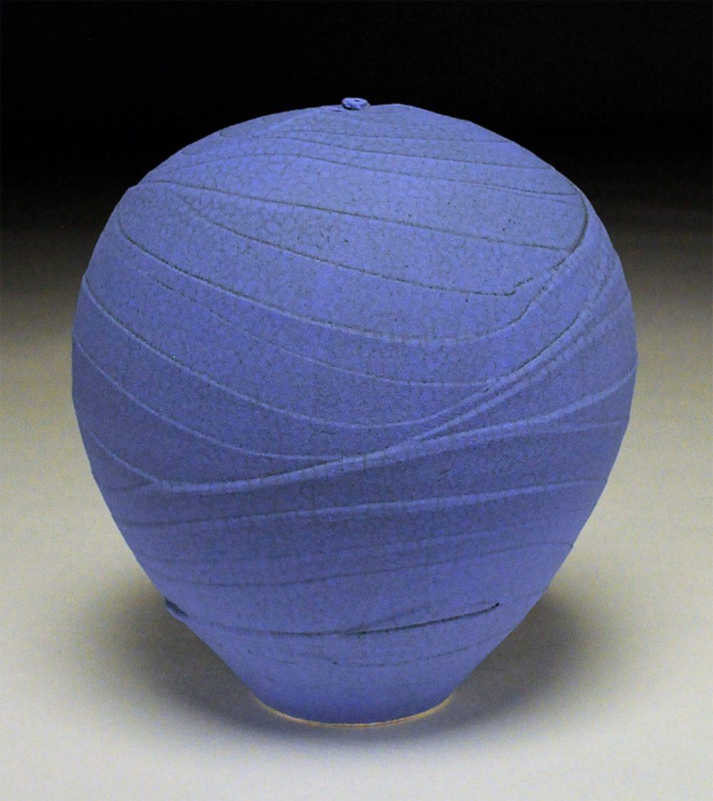 Nicholas Bernard - #62 Blue Topography