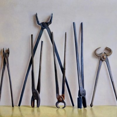 Kate Gridley - The Tool Maker I