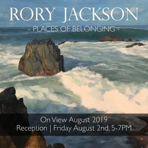 Rory Jackson - Places of Belonging thumb